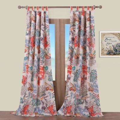Tab Top Curtains & Drapes Window Treatments The Home Depot