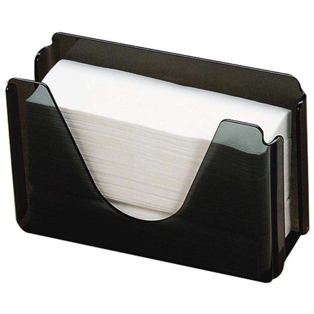 Smoke C-Fold or Multi-Fold Countertop Paper Towel Dispenser