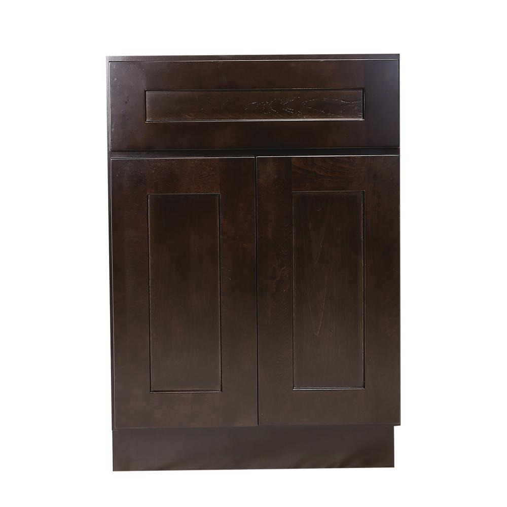 Fully Assembled Kitchen Cabinets: Design House Brookings Fully Assembled 18x34.5x24 In