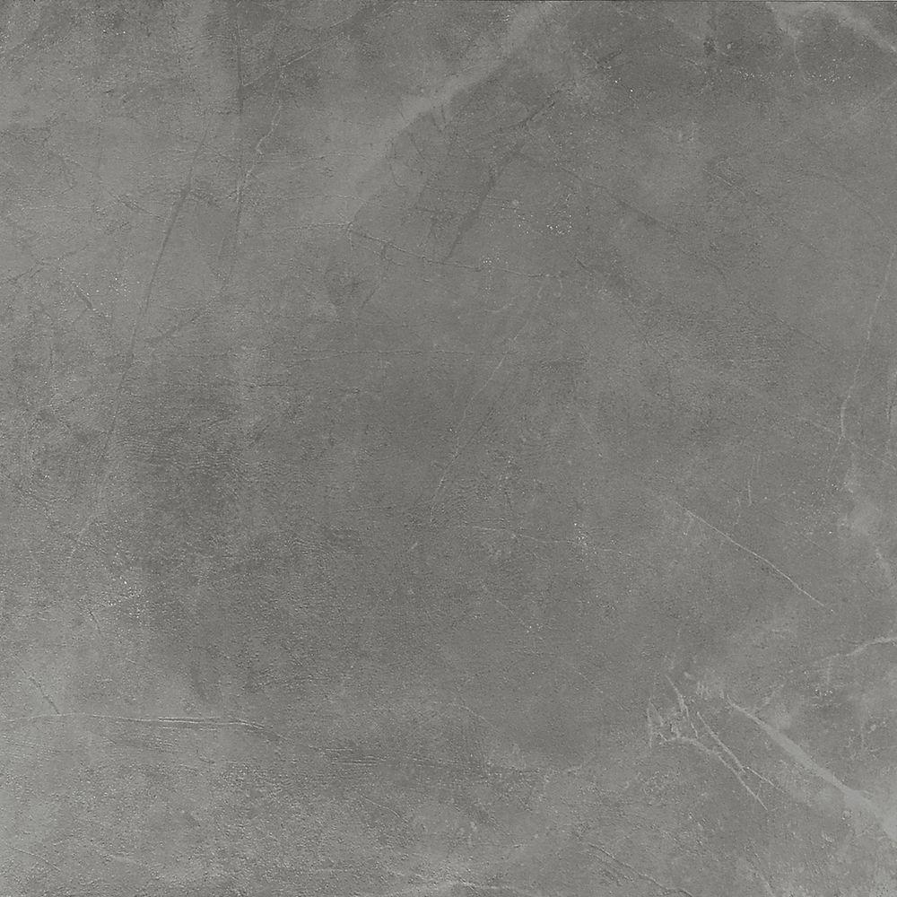Daltile Concrete Connection Plaza Rouge 13 in. x 13 in. Porcelain ...