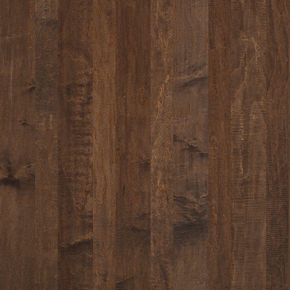 Take Home Sample - Pointe Maple Bridge Engineered Hardwood Flooring - 5 in. x 10 in.