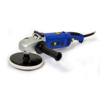 11-Amp 7 in. Pro Sander/Polisher