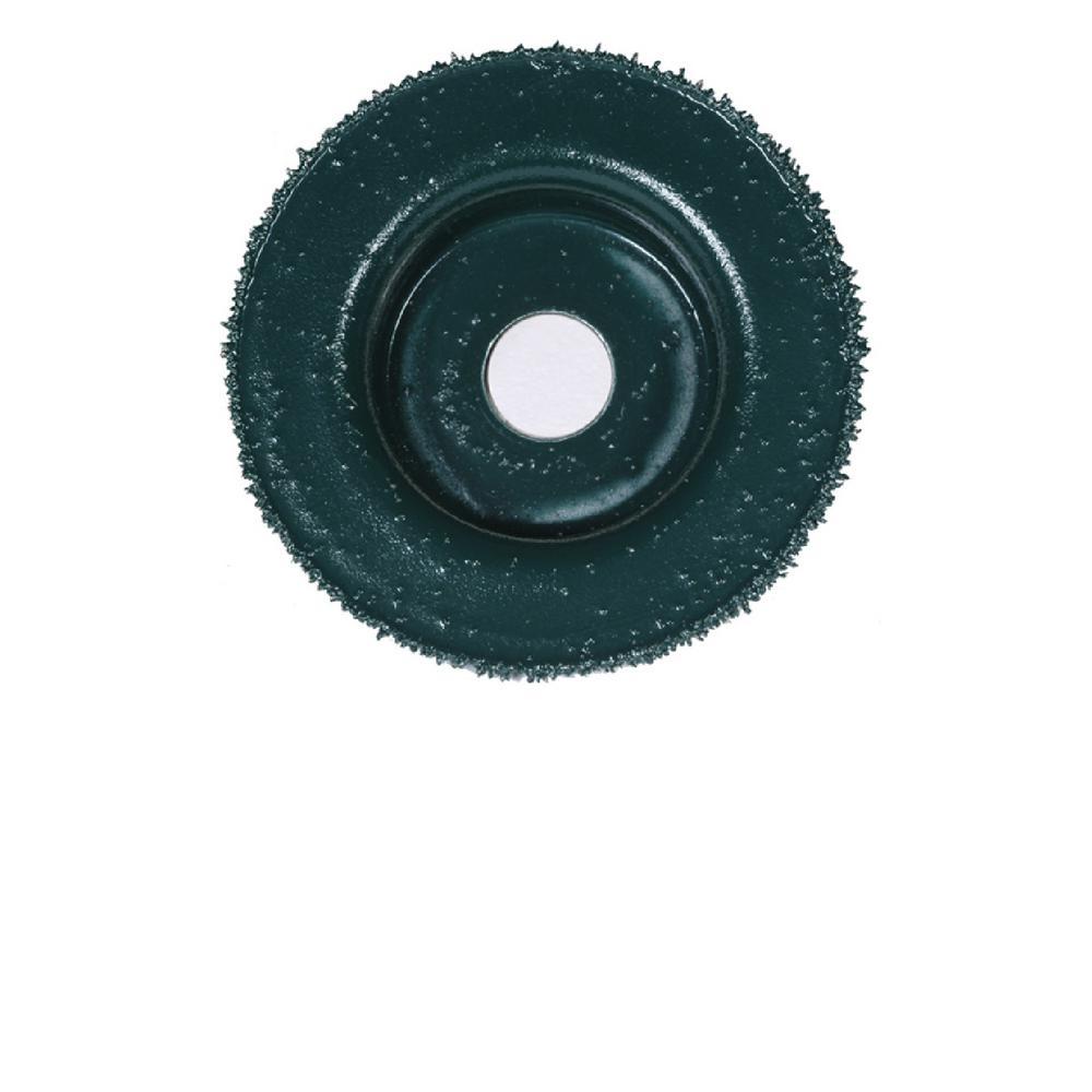 Merlin2 Disc Flat Green Carbide