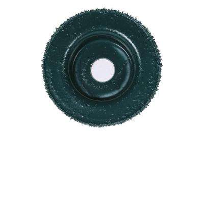 Merlin2 Disc Flat Green Carbide