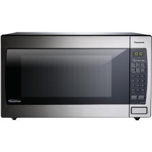 Panasonic 2.2 cu. ft. Countertop Microwave Oven in Stainless Steel Built-In... by Panasonic