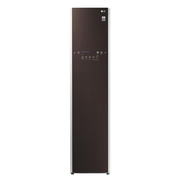 LG Electronics Styler Steam Clothing Care System with Wi-Fi Enabled in Espresso Dark Brown