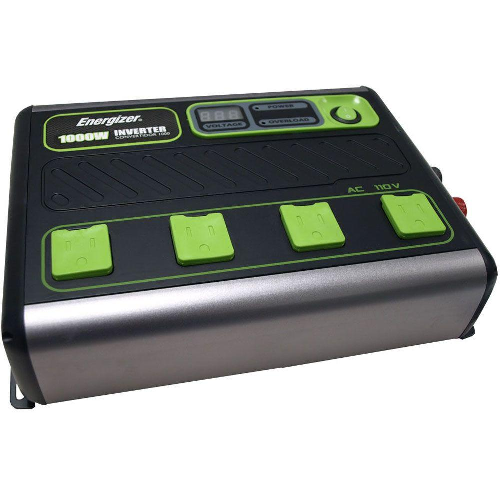Energizer 1000-Watt Power Inverter