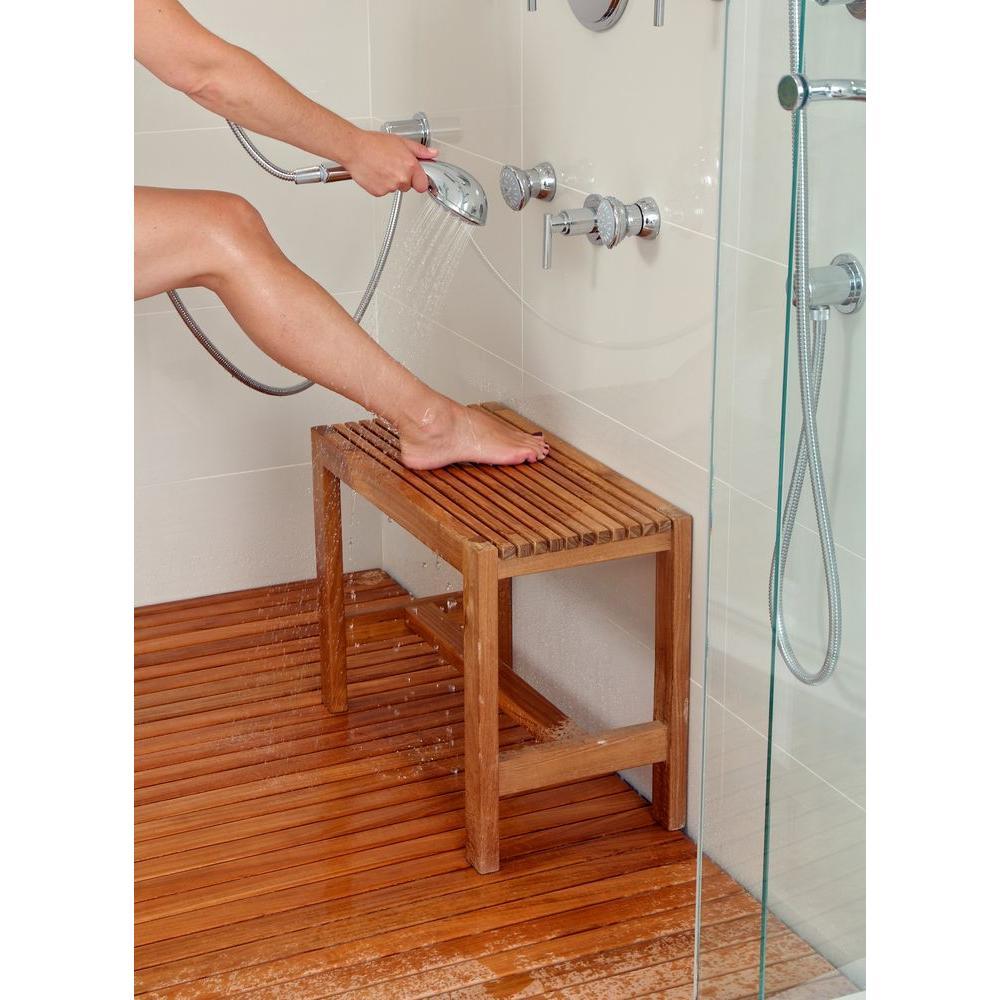 Fiji Bathroom Shower Bench