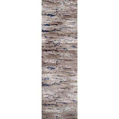 Monterey Sand 2 ft. x 8 ft. Indoor Area Rug