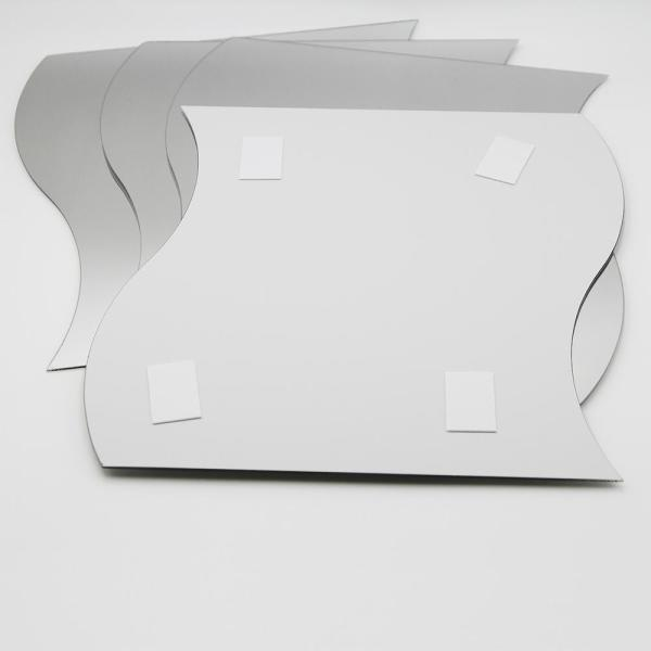 Unbranded Small Irregular Mirror 11 11 In H X 10 2 In W 854699 The Home Depot