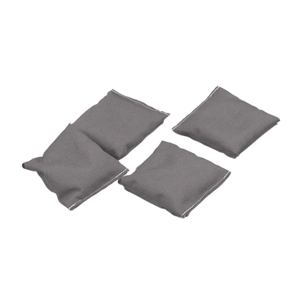 Gronomics Gray Bean Bags (Set of 4)