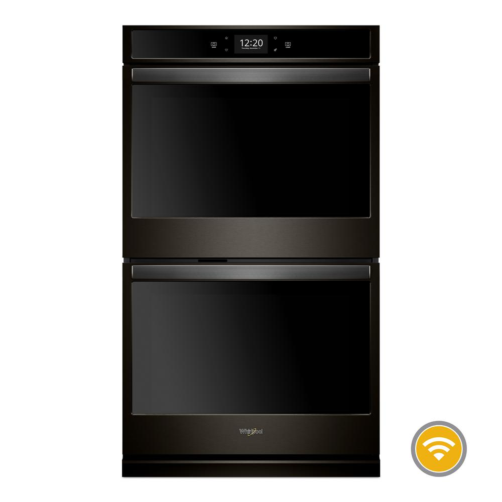 Whirlpool 30 In Smart Double Electric Wall Oven With True