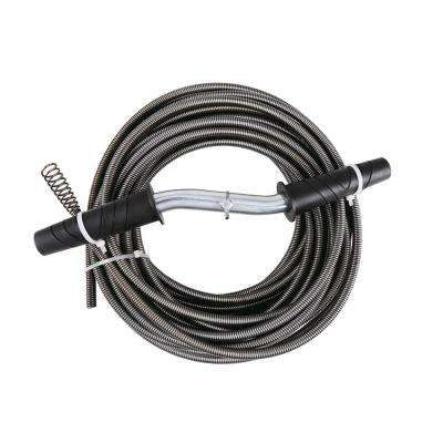 3/8 in. x 25 ft. Drain Auger