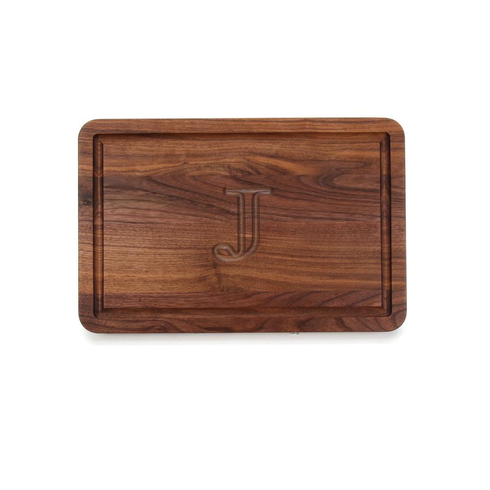 Denby USA Heritage Rectangular Wood Chop Board Wood