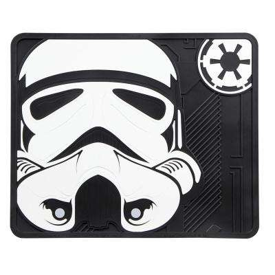 Star Wars Stormtrooper Heavy-Duty 17 in. x 14 in. Vinyl Utility Car Mat
