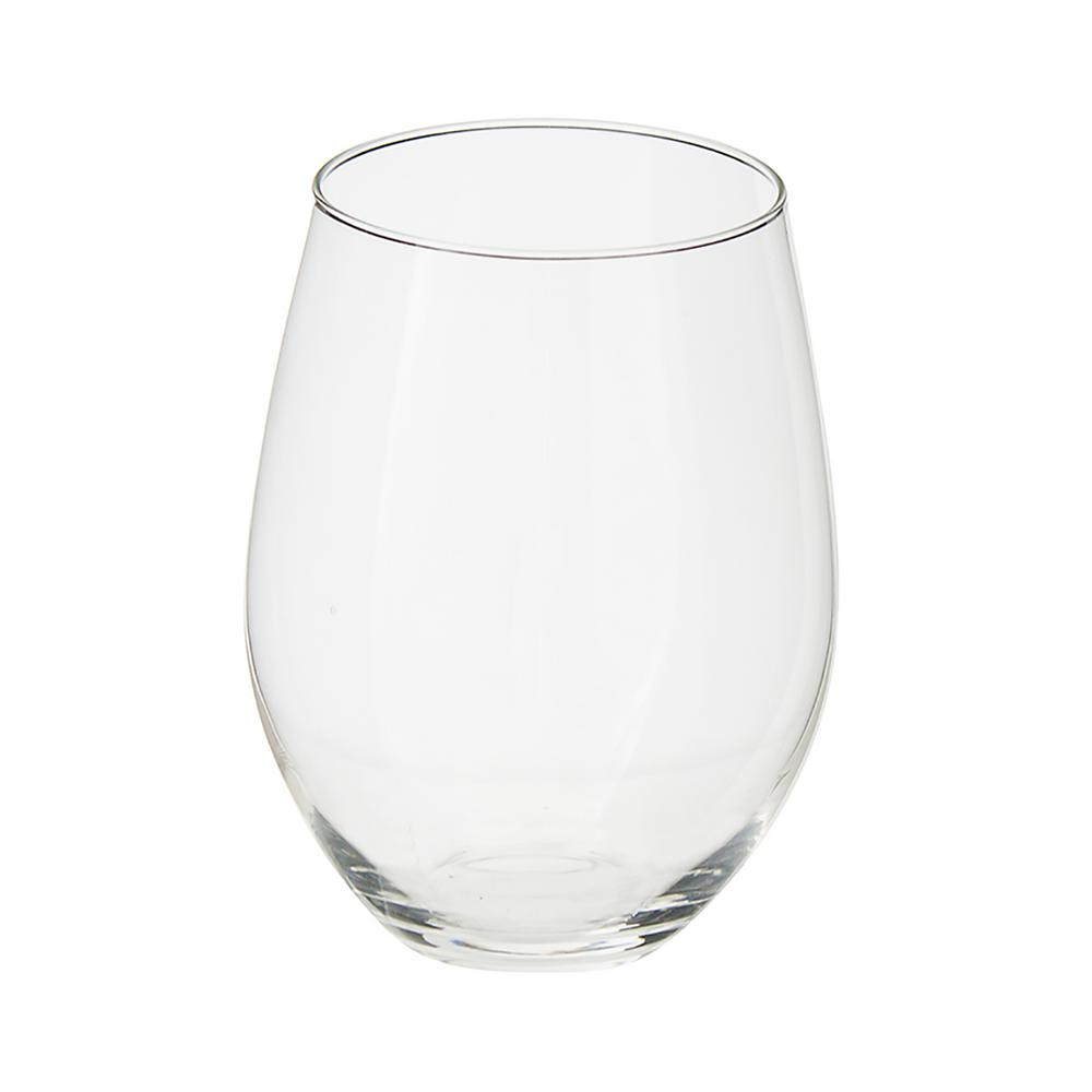 Stemless Wine Glass (Set of 6)