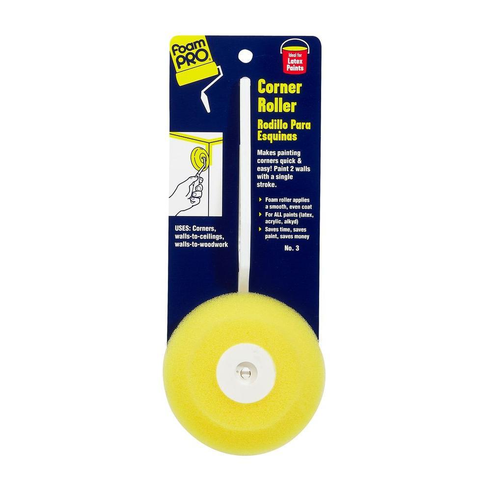 FoamPRO Corner Paint Roller