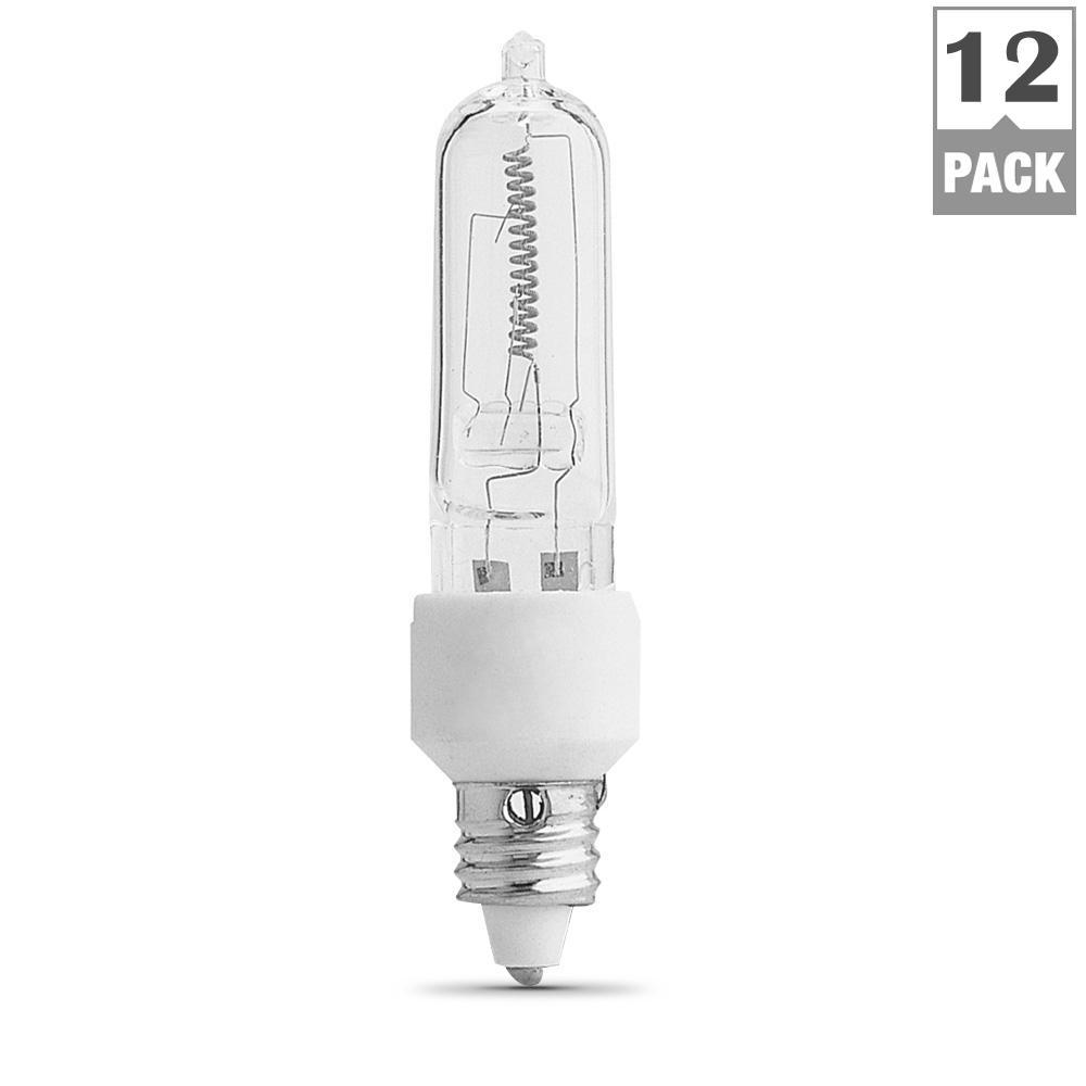 T4 Light Bulbs Lighting The Home Depot