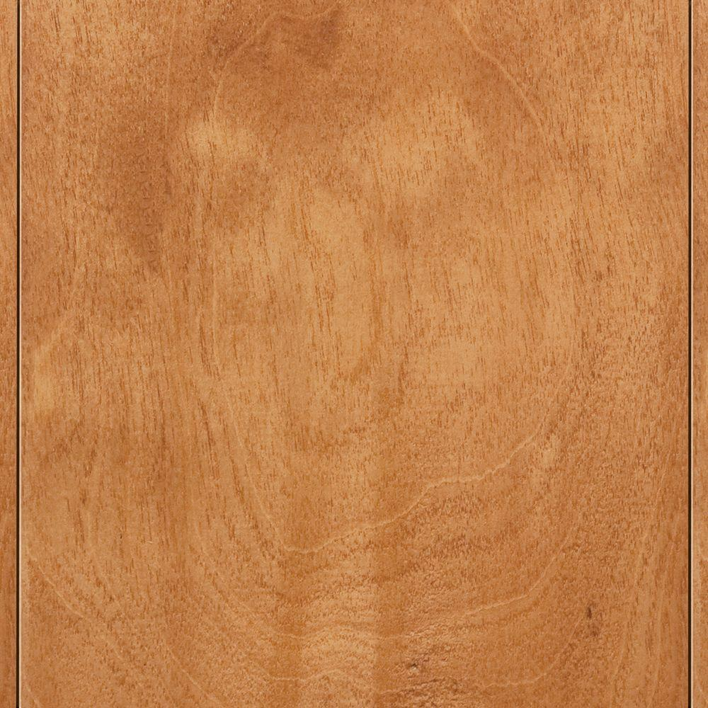 Home Legend Hand Scraped Maple Durham 1/2 in.Thick x 4-3/4 in.Wide x 47-1/4 in. Length Engineered Hardwood Flooring-DISCONTINUED