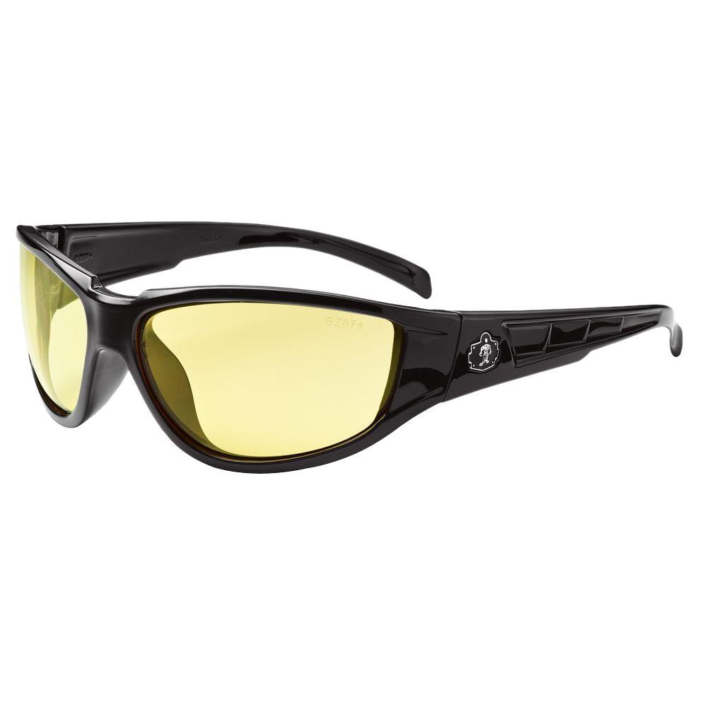 Ergodyne Skullerz Njord Safety Glasses by Ergodyne