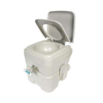 5.3 Gal. Capacity Portable Toilet