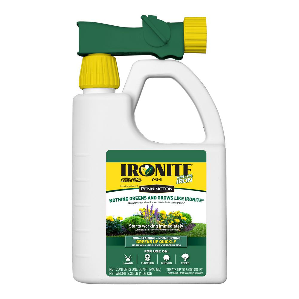 Plus 32 oz. Liquid Lawn and Garden Fertilizer
