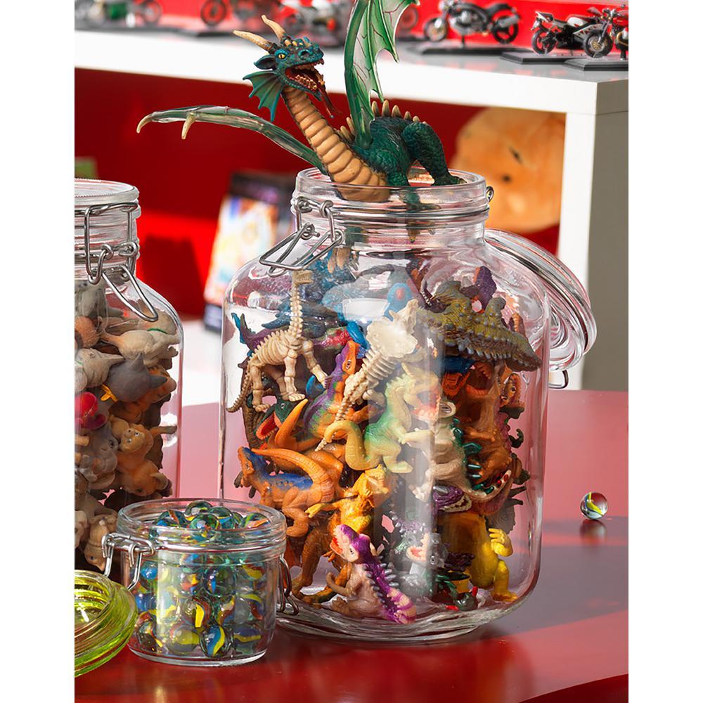 169 oz. Glass Storage Jar (6-Pack)