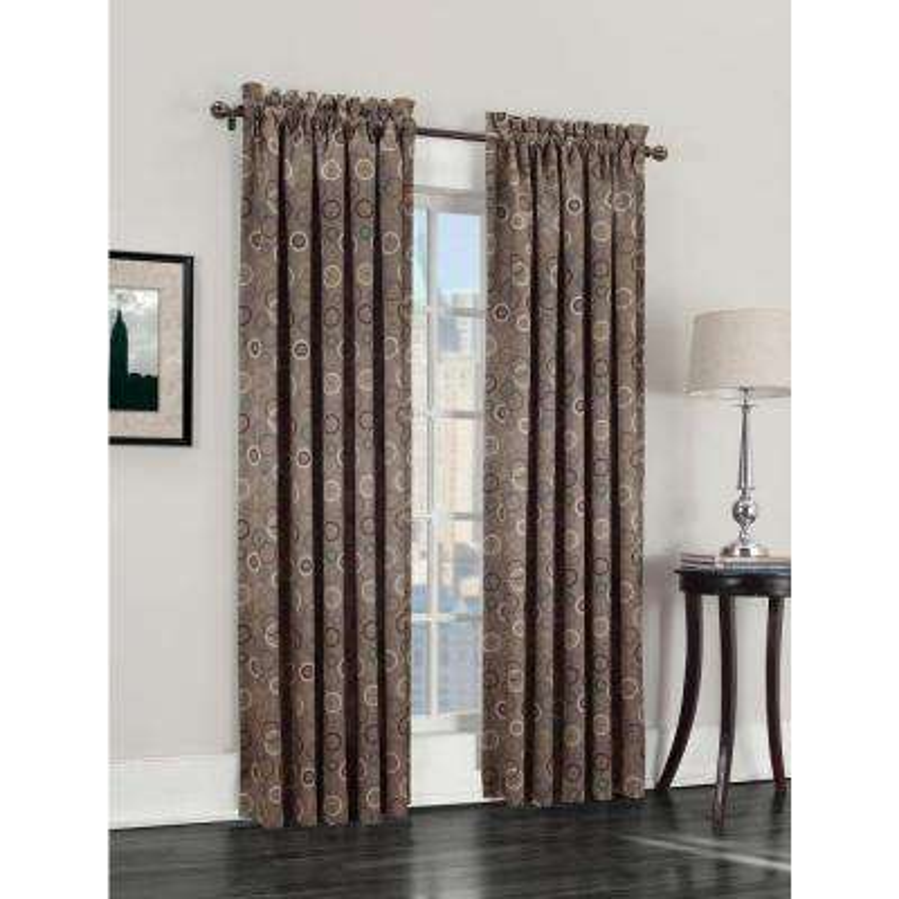 Galloway Room Darkening Curtain Panel