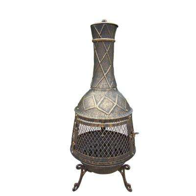 34 in. Elite Chimenea