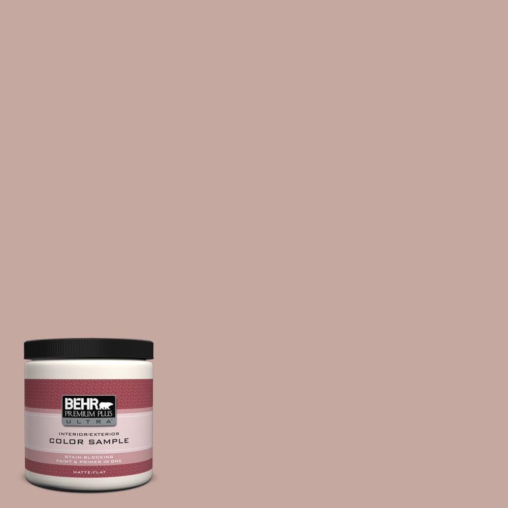 8 oz. Home Decorators Collection Patchwork Pink Interior/Exterior Paint Sample