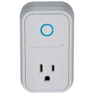 Wi-Fi Alexa Enabled Smart Plug