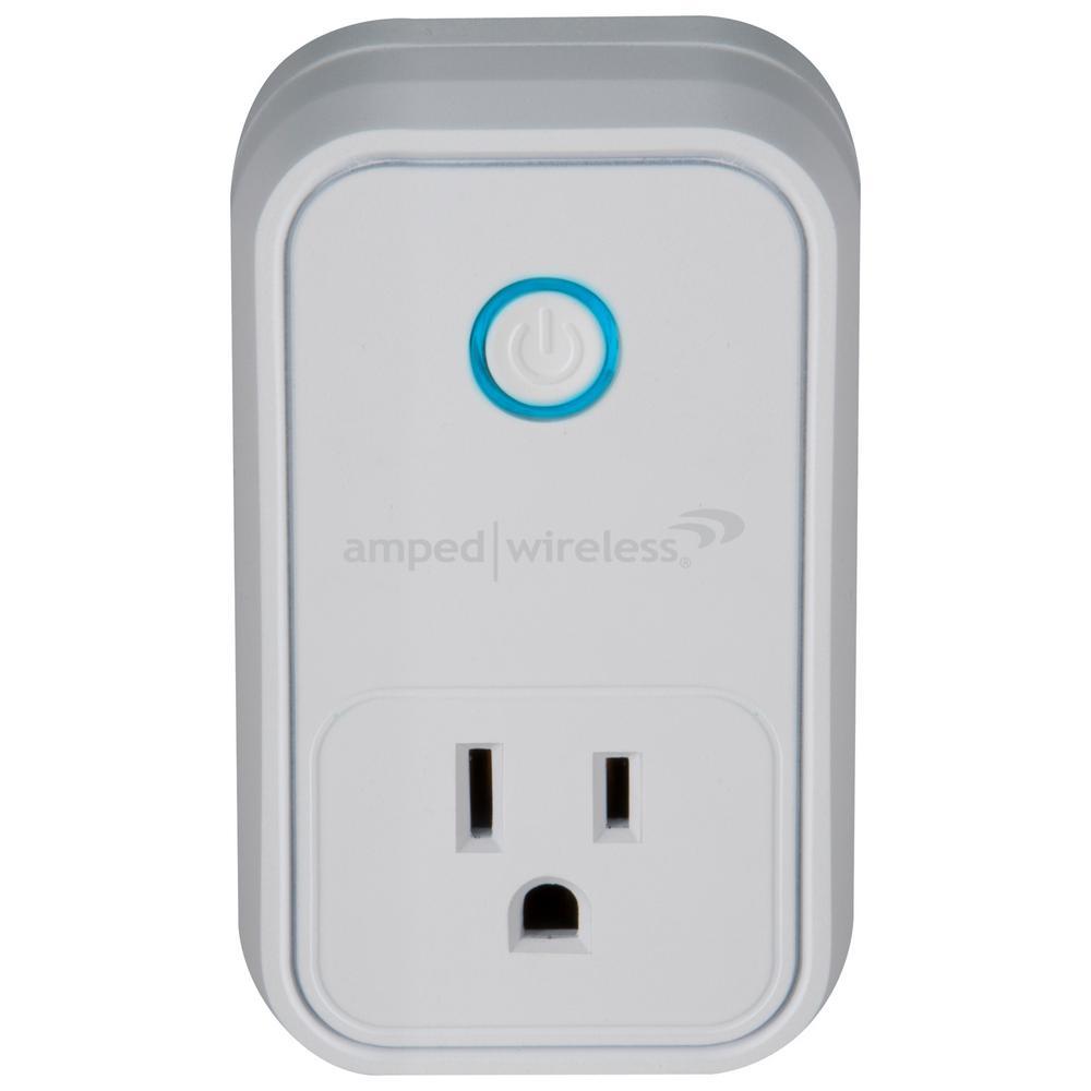 Amped Wireless Wi-Fi Alexa Enabled Smart Plug
