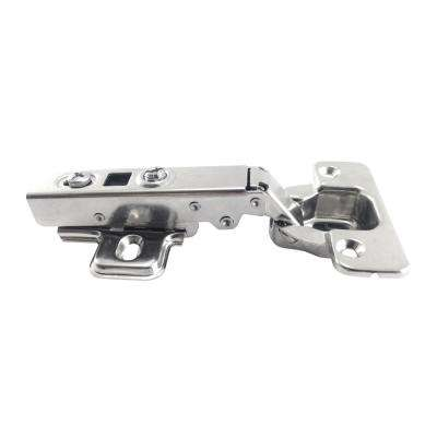 1-3/8 in. Bi-Dimensional Hydraulic Stainless Steel Soft Close Hinge