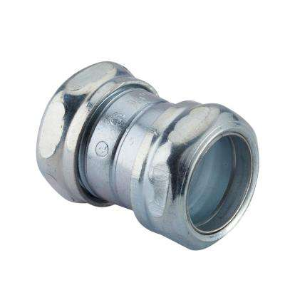 1 in. Electrical Metallic Tube Compression Couplings (10-Pack)