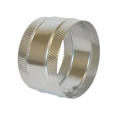 10 in. Flex and Sheet Metal Duct Splice Connector Collar