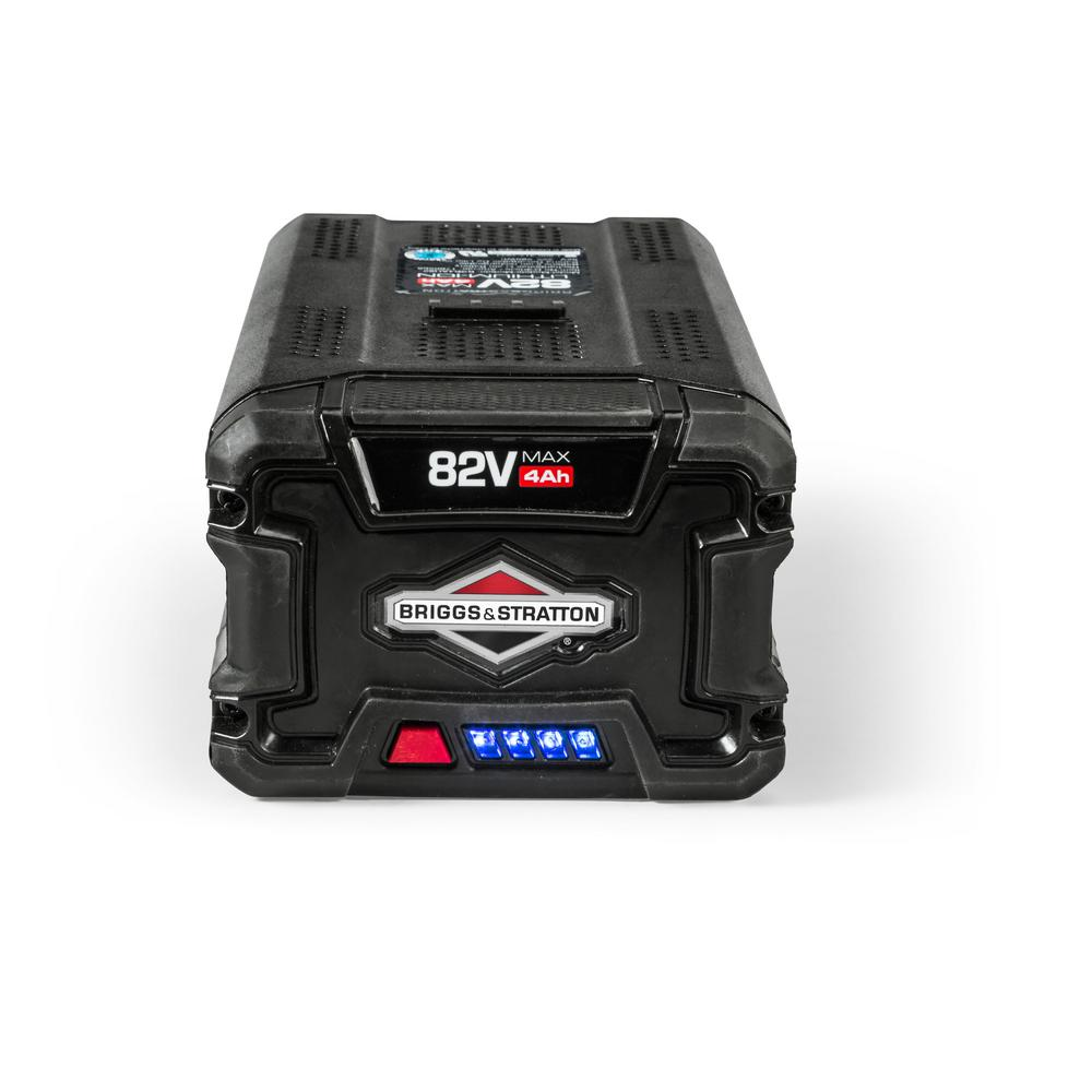 82-Volt Max 4.0Ah Lithium Ion Battery