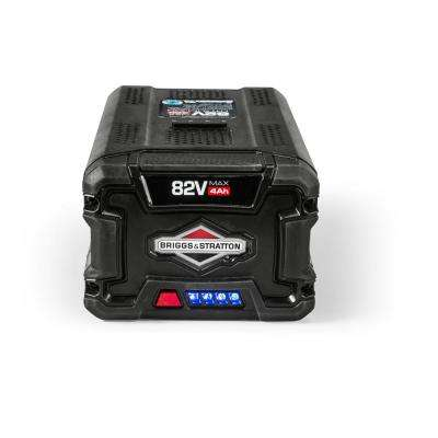 82-Volt Max 4.0Ah Lithium Ion Battery
