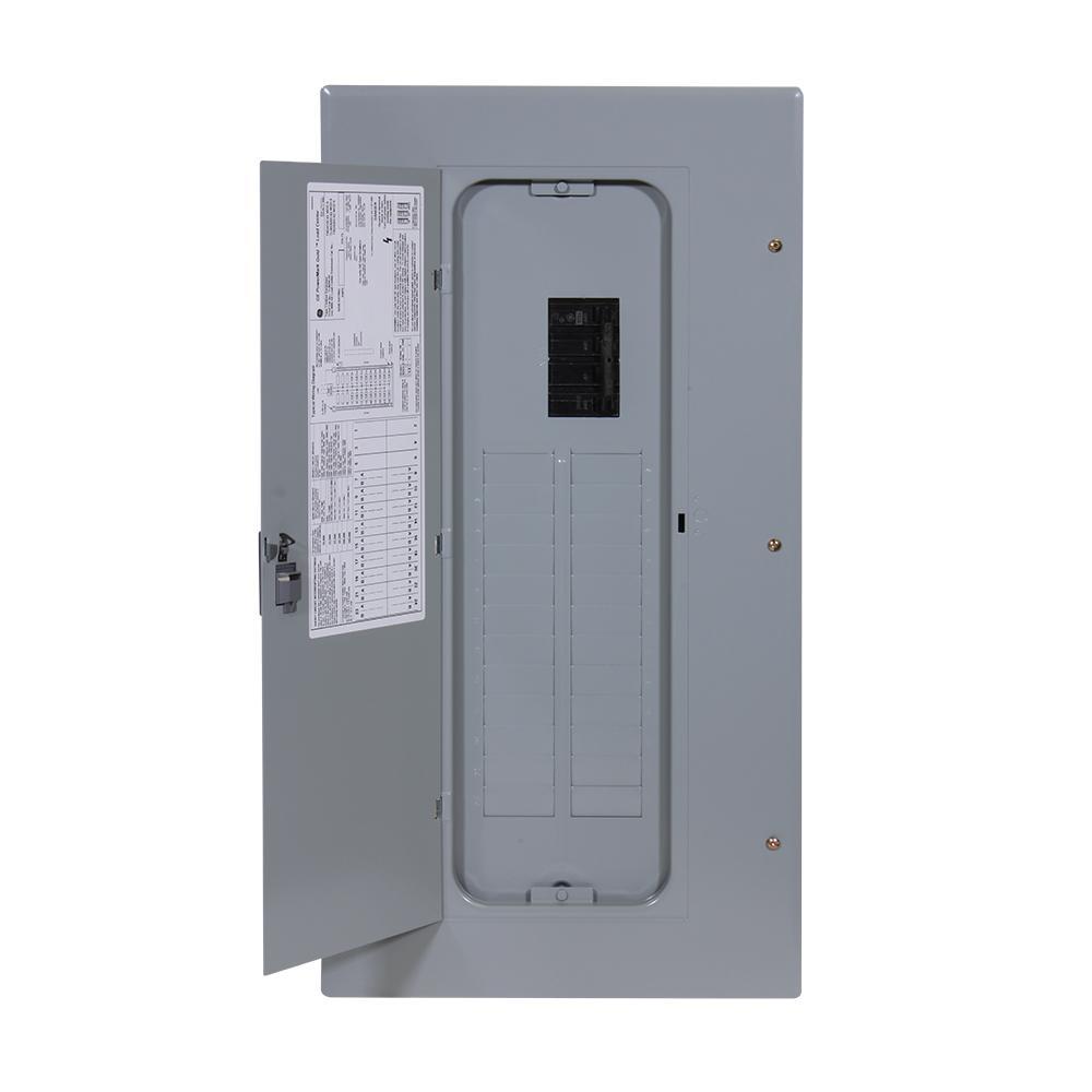 PowerMark Gold 150 Amp 24-Space 42-Circuit Indoor Main Breaker Circuit Breaker Panel