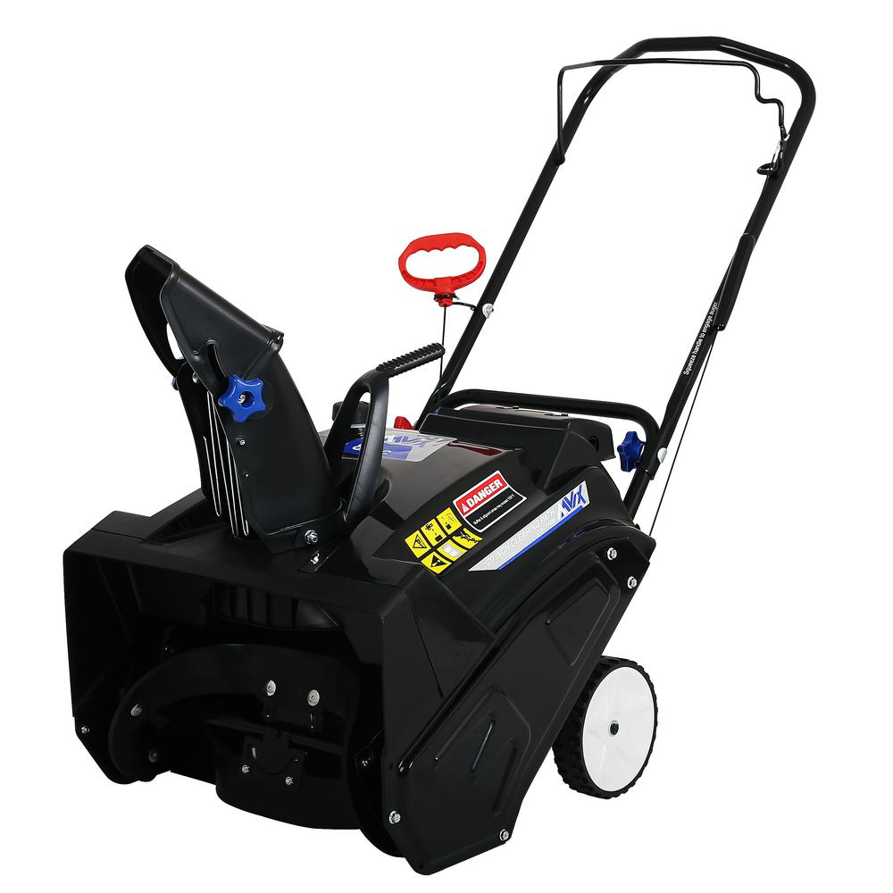 87cc Single Stage Recoil Start Gas Snow Blower