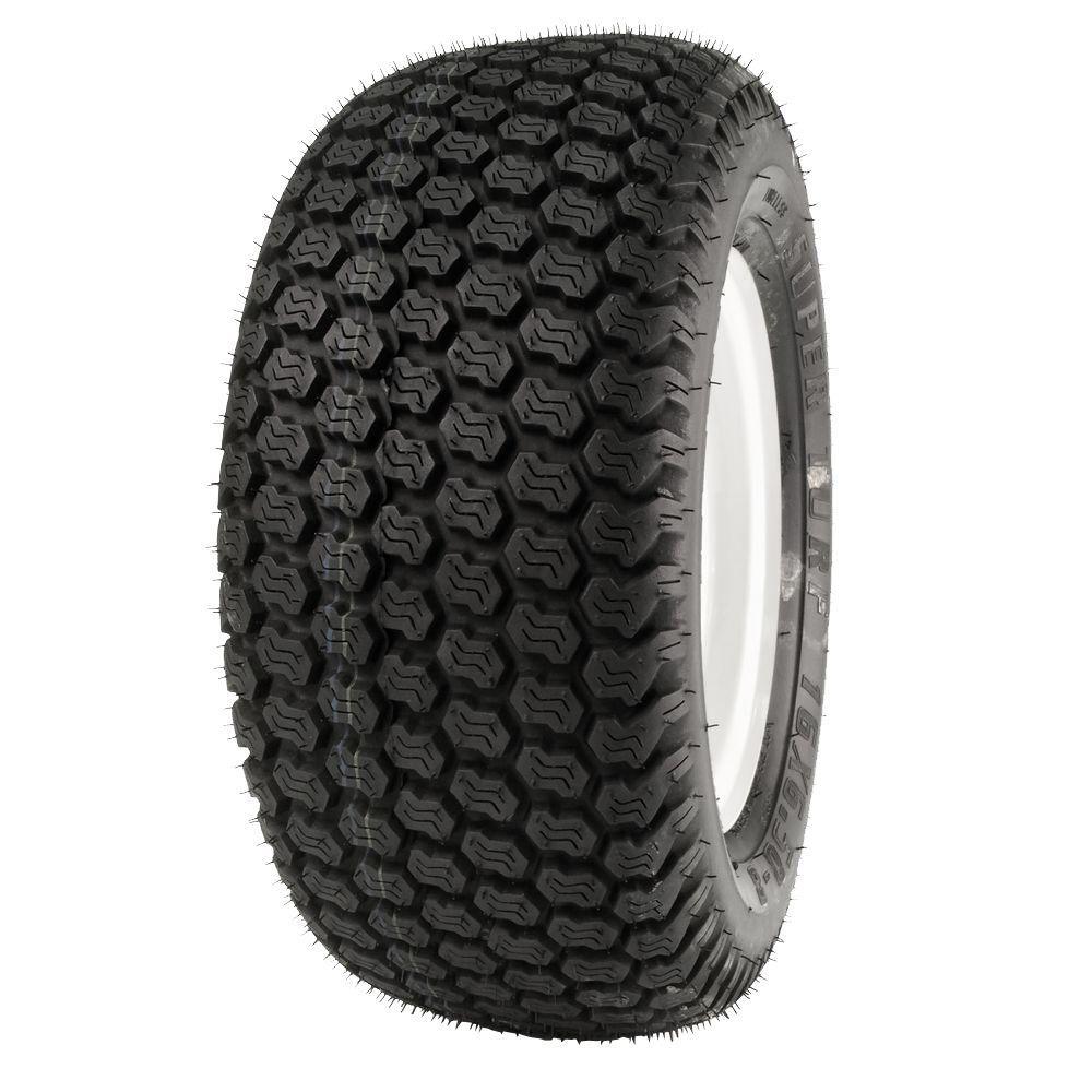 K500 Super Turf 16X6.50-8 4-Ply Turf Tire