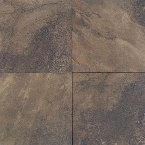 Daltile Aspen Lodge Midnight Blaze 6 1 4 In X 6 1 4 In