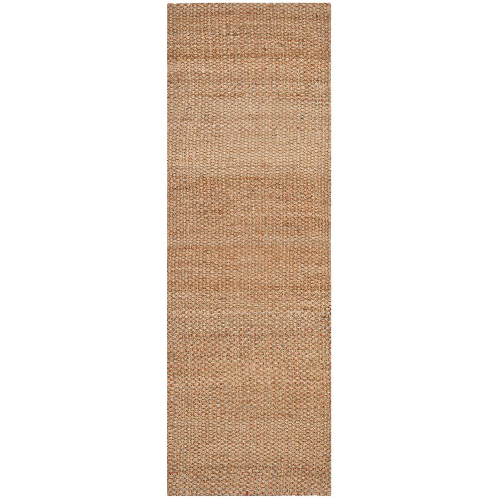 Safavieh Natural Fiber Beige/Multi 3 ft. x 10 ft. Indoor Runner Rug