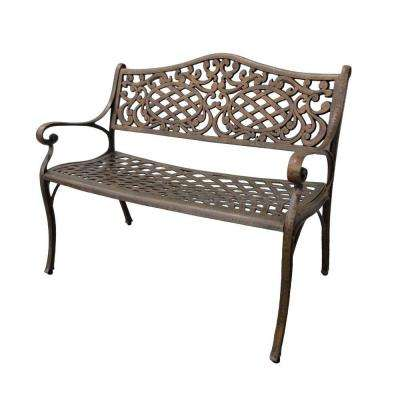 Mississippi Settee Patio Bench