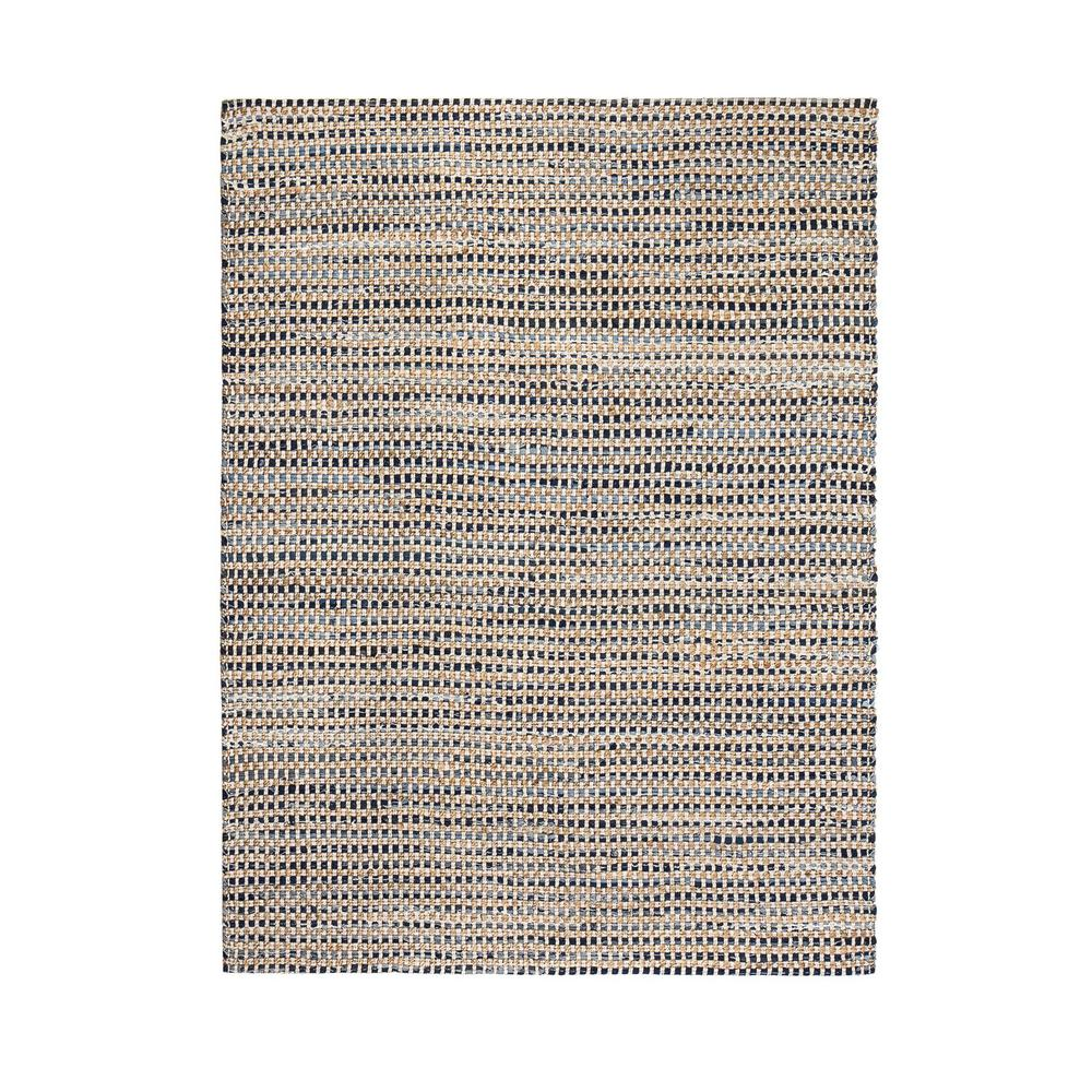 Anji Mountain Durango Blue 8 Ft X 10 Area Rug