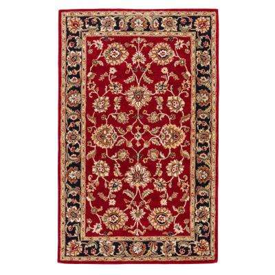 Ketchup 8 ft. x 10 ft. Oriental Area Rug