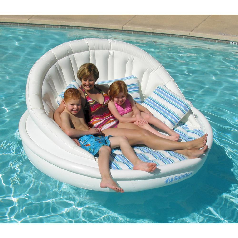 Swimline Aqua Sofa Swimming Pool Lounge