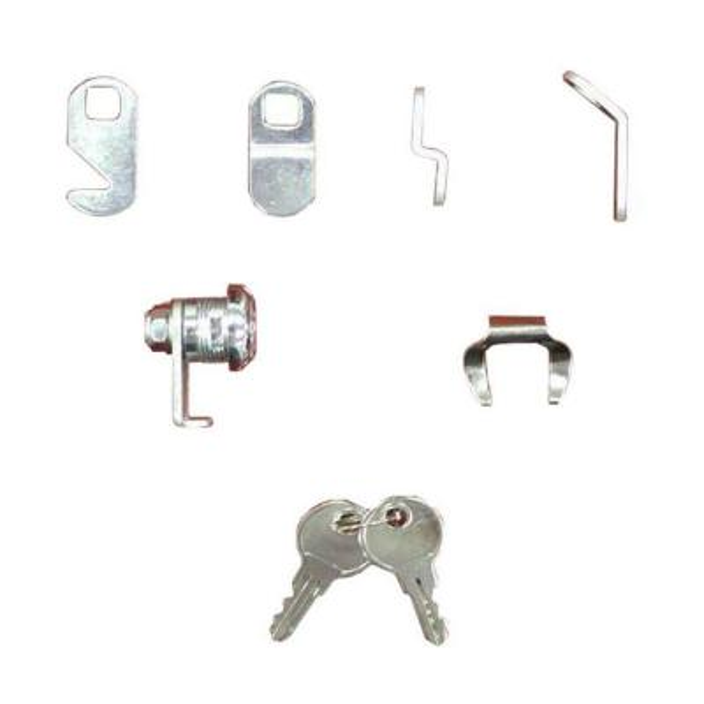 Mailbox Cam Lock Replacement Kit