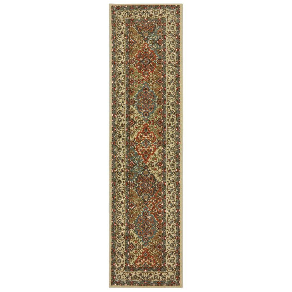 This Review Is From:Persia Almond Buff 2 Ft. X 8 Ft. Runner