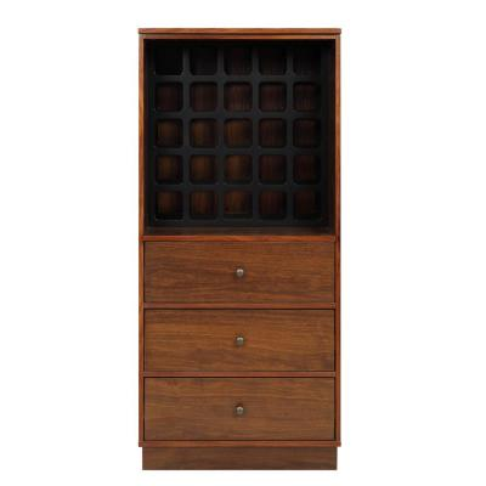 Wiesta Walnut Wine cabinet