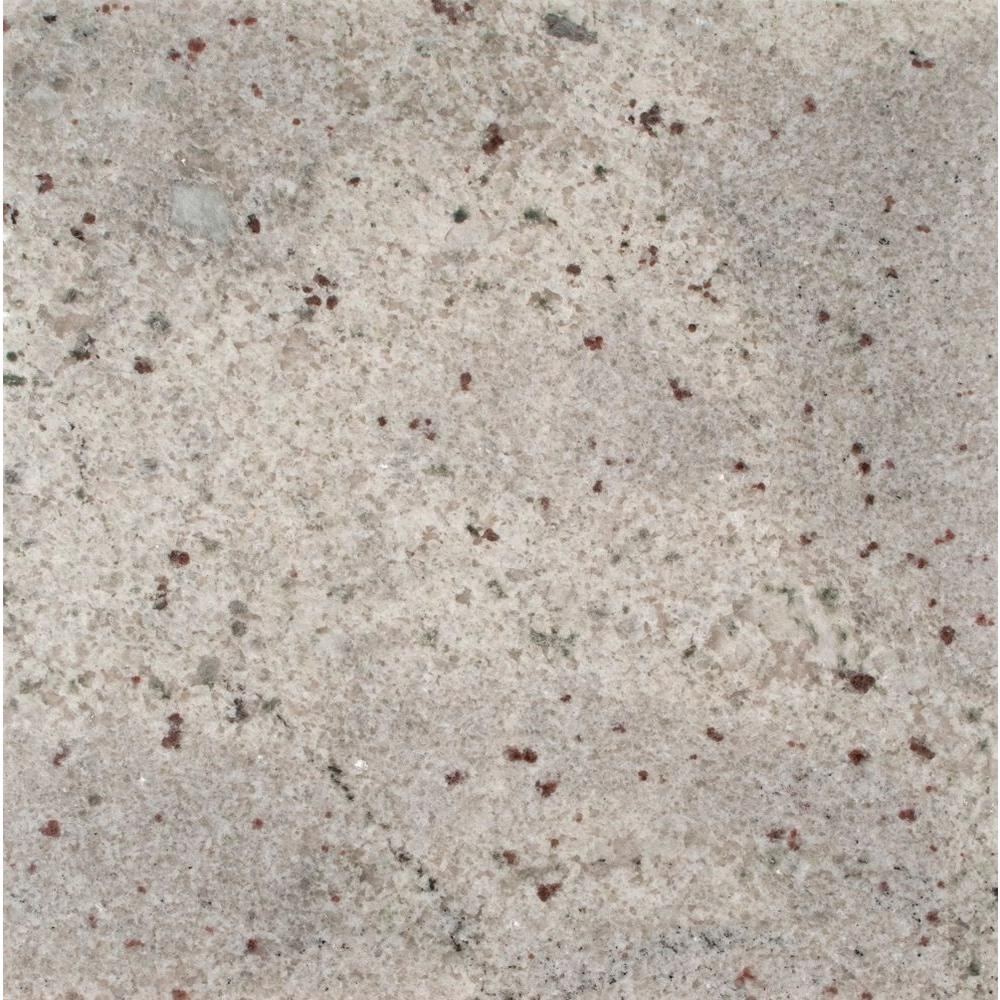 Superieur Stonemark Granite 3 In. X 3 In. Granite Countertop Sample In Bianco Romano